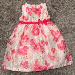 Gymboree - Floral Print Dress